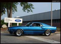 ford  shelby 69 boss 302