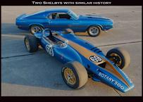 shelby 1968 turbine indy race car